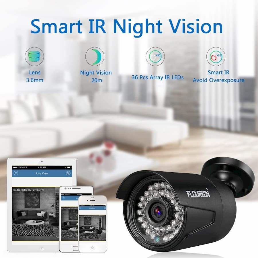 smart ir vision nocturna